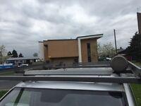 Mercedes Vito roof rack roofrack lwb