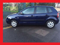 VW Polo ----- 2005 Volkswagen Polo 1.4 ----- Cheap on Fuel + insurance ----- alternate4 yaris corsa