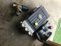 Interpump High Pressure Pump And Release Valve