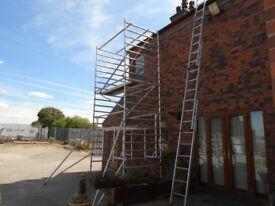 triple trade ladder 6.2m