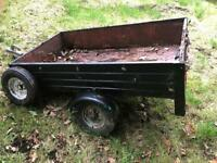 Small trailer spares or repairs