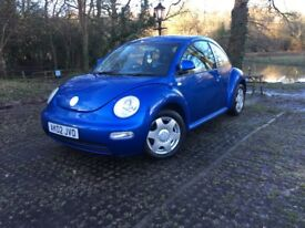Volkswagen Beetle 2.0 3dr - Mot Until 25TH November 2018 - No Advisories