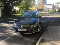 2014 VW PASSAT BLUEMOTION TDI ESTATE 44K Miles