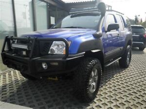 2013 Nissan Xterra Built FOR OFF Road | NAV | Back UP Camera |