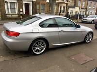 BMW 3 Series 320d M Sport Coupe Full BMW Service History