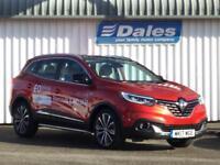 Renault Kadjar 1.6 dCi Signature Nav 5dr (red) 2017