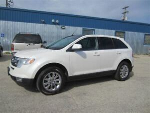2010 Ford Edge Limited-POWER SUNRROF LEATHER INTERIOR