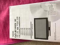 22inch Toshiba TV/DVD Player