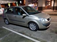 2008 Renault grand scenic 7seater 1.6 petrol