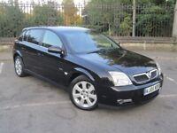 2005 VAUXHALL SIGNUM 3.2i V6 24v ELITE AUTO 5 DR~1 OWNER ~FULL VAUX HIST~LEATHER~SAT NAV