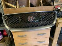 Jag xe front grill
