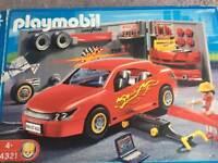 Playmobil 4321 Car Tuning Garage