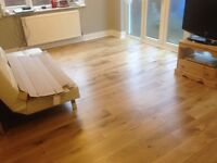 Word of Mouth Flooring, Laminate & solid wood, Engineered Oak, floor fitter, plus Sanding & varnish