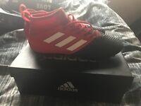 Adidas Ace 17.3 Primemesh FG football boots size 10