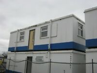 32ft x 10ft Anti Vandan Portable Eco Cabin FOR SALE site office welfare unit shipoping container