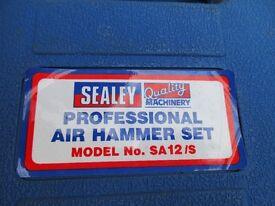 air chisel set