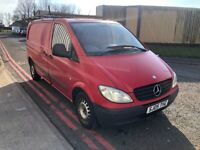 Mercedes-Benz, VITO, Panel Van, 2005, Manual, 2148 (cc)