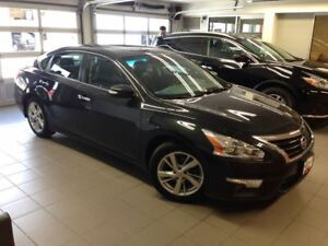 2015 Nissan Altima 2.5 SL/1 OWNER LOCAL TRADE!!!