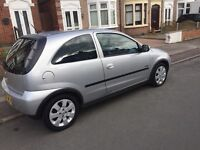 Corsa sxi+ low mileage 2006 long not very clean