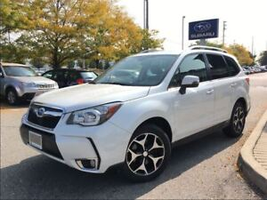 2015 Subaru Forester XT Limited w/Leather Nav