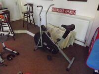 Body Sculpture BC5000 Exercise Bike/Cross Trainer