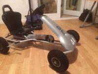 Mercedes Benz Pedal Go Kart