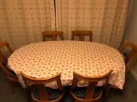 MarCoan Dining Table