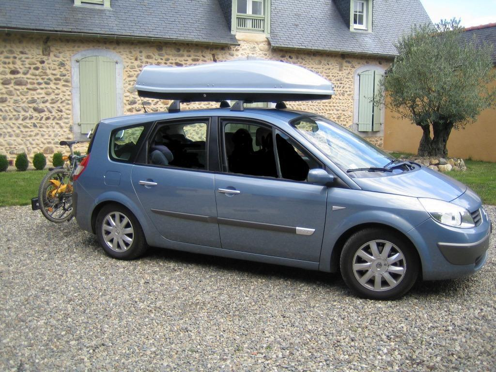 roof bars renault scenic ii in westbury on trym bristol gumtree. Black Bedroom Furniture Sets. Home Design Ideas