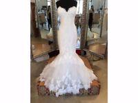 Enzoani Jodie Wedding Dress - Size 8