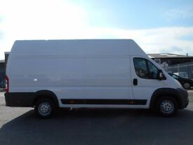 FINANCE ME!! NO VAT!! Fiat ducato 130 multijet extra high extra long pannel van