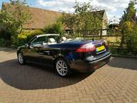 Saab 9-3 convertible (remapped to 220bhp)