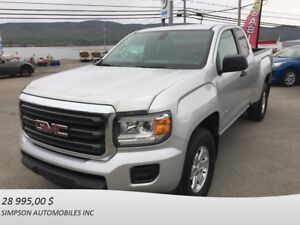 2016 GMC CANYON 4WD EXTENDED CAB Base