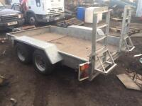 Indespension 3.5 ton plant trailer