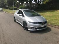 HONDA CIVIC TYPE R GT (57) - LOW MILES - FSH - 19' RAGE ALLOYS - MINT - MAY PX
