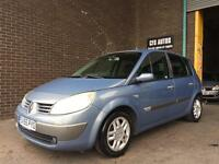 2005 RENAULT SCENIC DCI DIESEL *FULL SERVICE HISTORY, NEW CAMBELT* 12 MONTHS MOT!!!