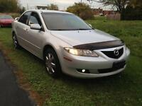 MAZDA 6 GS EXTRA CLEAN PAS ROUILLE $2200.00