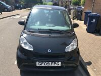 Smart Fortwo 2009 automatic low miles very cheap