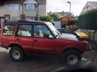 Land Rover Discovery Mark 1, 300tDi, serious off roader
