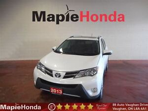 2013 Toyota RAV4 Limited| Loaded, Leather, All-Wheel Drive!
