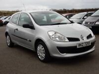 2006 renault clio 1.2 petrol with only 39000 miles, motd june 2018 all cards welcome