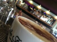 Bella Fresca & Caffe Royale are looking for waiting and bar/barista staff