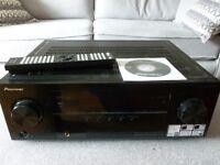 Pioneer VSX-922-K 3D Ready Home Cinema receiver