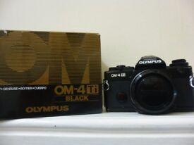 OLYMPUS OM-4TI