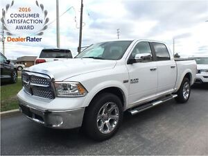 2017 Ram 1500 Laramie*DEMO*ON;Y 1087 KMS*0% AVAILABLE*