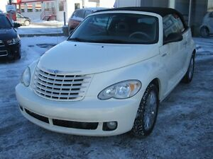 2006 Chrysler PT Cruiser GT DECAPOTABLE  117824 KM SEULEMENT