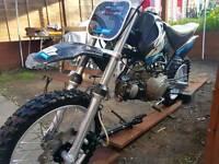 Pitbike WPB 125CC
