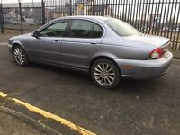 2009 JAGUAR X-TYPE 2.2 DIESEL FACELIFT NEW SHAPE HIGH SPEC