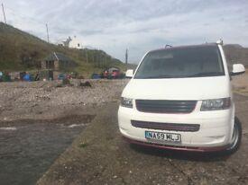 VW Transporter 2009 T5 SWB Dayvan