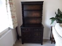 Solid wood dresser made by Priory in excellent condition