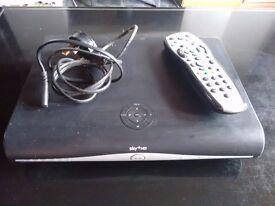 Sky + HD box inc remote £20